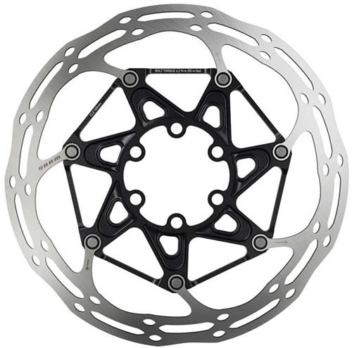 Sram Disco Freno Centerline 2Pz 140Mm Blk (Biselado)