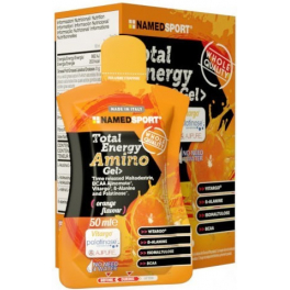 NamedSport Total Energy Amino Gel 32 geles x 50 ml