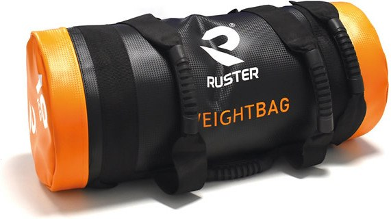 Ruster Weight Bag 10 Kg Saco Búlgaro Bolsa Lastrada Cross Training Musculación