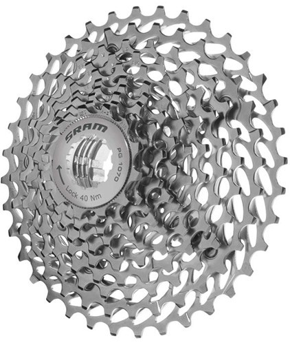 Sram Cassette PG-1070 NW 10 velocidades 11-36 dientes