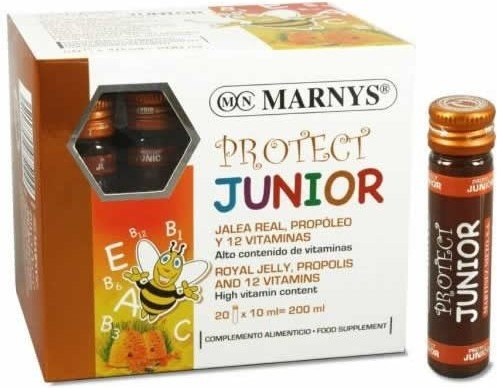 Marnys Protect Junior 20 viales x 10 ml