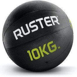 Ruster Balon Medicinal - 10 Kg Musculación Cross Training
