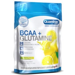 Quamtrax Direct BCAA + Glutamine 500 gr