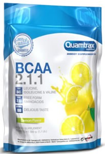 Quamtrax Direct BCAA 2.1.1 500 gr