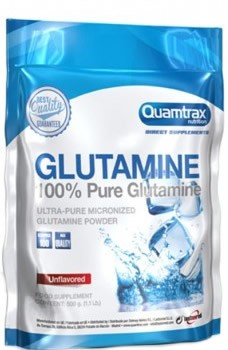 Quamtrax Direct Glutamine Pure 500 gr