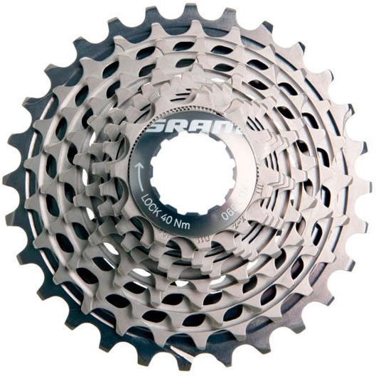 Sram Cassette New Red Xg1090 P.Dome 11/28