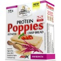 Amix Poppies Crisp Bread - Pan Proteico Mr Poppers 100 gr