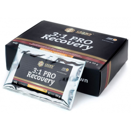 Cad.30/04/20 Crown Sport Nutrition 3:1 Pro Recovery St 10 X 50 G