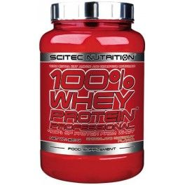 Scitec Nutrition 100% Whey protein Professional 920 gr