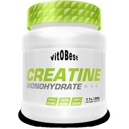 Vitobest Creatina Powder Neutra 500 Gr Polvo