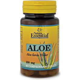 Nature Essential Aloe 250 Mg 60 Comp