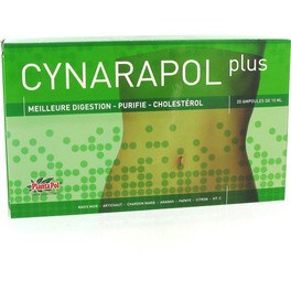 Planta Pol Cynarpol Plus 20 Amp X 10 Ml