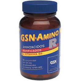 Gsn Amino R 500 Mg 150 Comp