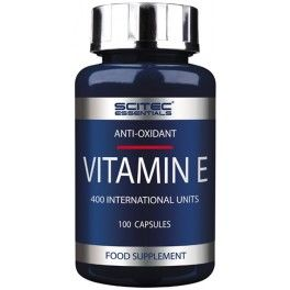 Scitec Essentials Vitamina E 100 cap