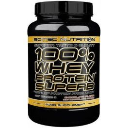 Scitec Nutrition 100% Whey Protein Superb 900 gr
