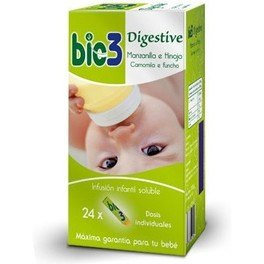 Bio3 Bie3 Digestive 24 Sticks