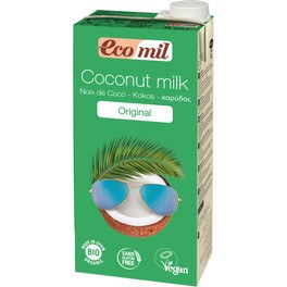 Nutriops Ecomil Coconut Original Bio 1 Litro