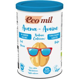 Nutriops Ecomil Avena Calcio 400 Gr