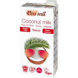 Nutriops Ecomil Coconut Nature Bio 200 Ml