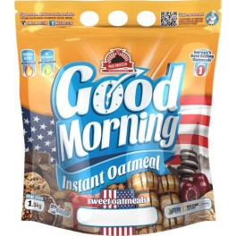 Cad-29/09/20 Max Protein Harina de Avena - Instant Oatmeal Good Morning 1,5 kg Red velvet