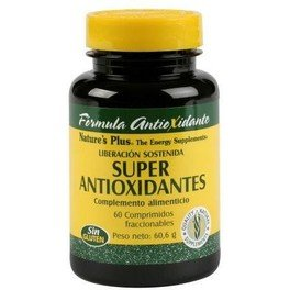 Natures Plus Superantioxidantes 60 Comp