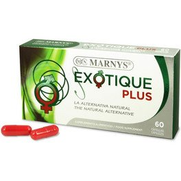 Marnys Exotique Plus 510 Mg 60 Caps