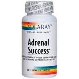 Solaray Adrenal Success 60 Caps