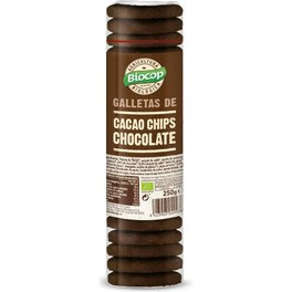 Biocop Galleta Cacao Chocolate Biocop 250 G