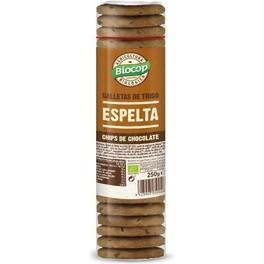 Biocop Galleta Espelta Chip De Choco Biocop 250 G