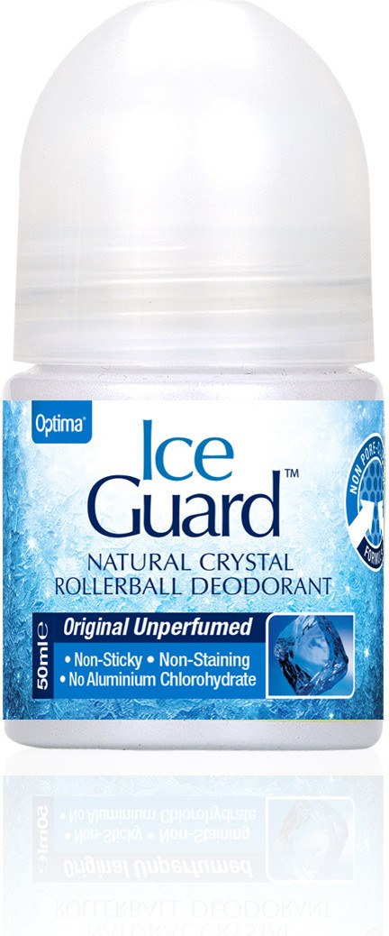 Madal Bal Desodorante Ice Guard Roll On Natural 50 Ml
