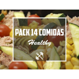 Feedness Meals  Pack Healthy 14 platos