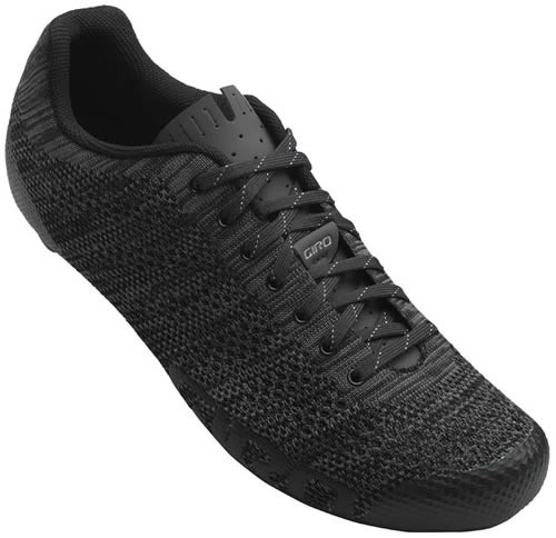 Giro Zapatillas Empire E70 Knit 2018 Negro-Gris Oscuro