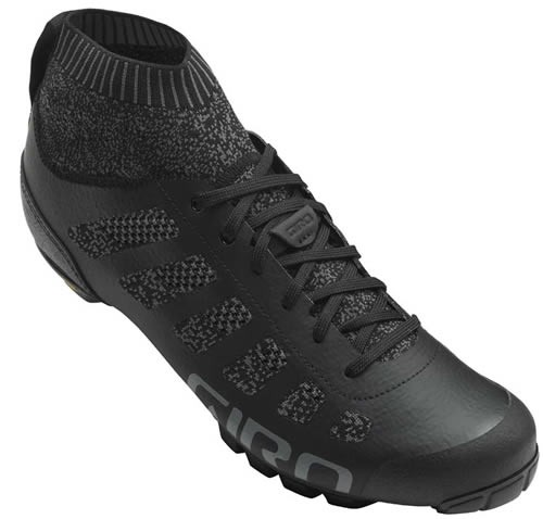 Giro Zapatillas Empire VR70 Knit Negro-Gris Oscuro
