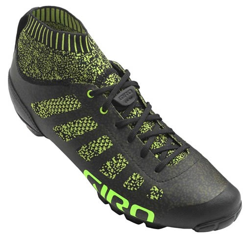 Giro Zapatillas Empire VR70 Knit 2018 Negro-Amarillo
