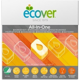 Ecover Lavavajillas Maq All-in-one Ecover 25tab