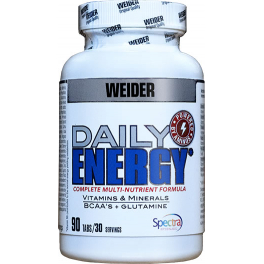 Weider Daily Energy 90 tabs