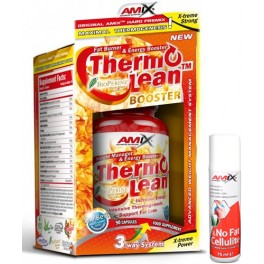 Pack Amix ThermoLean 90 caps + No Fat & Cellulite Gel 75 ml