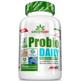 Amix GreenDay Probio Daily 60 caps