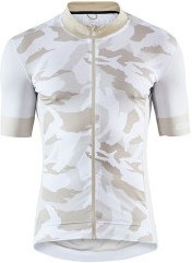 Craft Maillot Graphic Training Hombre Blanco-gris