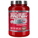 Cad-23/11/19 Scitec Nutrition 100% Whey protein Professional + ISO 2.28 kg Fresa