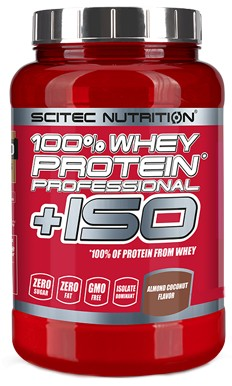 Scitec Nutrition 100% Whey protein Professional + ISO 2.28 gr