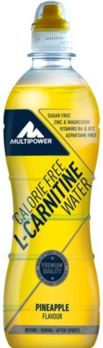Multipower L-Carnitine Water 500 ml