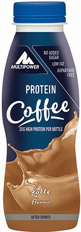 Multipower Protein Coffee 330 ml