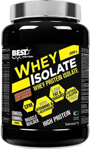 Best Protein Whey Isolate 2 kg