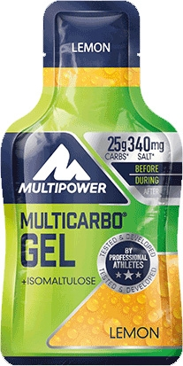 Multipower Multicarbo Energy Gel L-Carnitina 1 gel x 40 gr