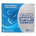 Faes Farma Gluco Sport Complet 20 viales x 10 ml