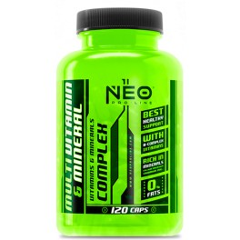 NEO ProLine Multivitamin-Mineral 120 caps