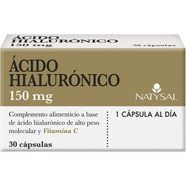 Natysal Acido Hialuronico 150 Mg 60 Cap