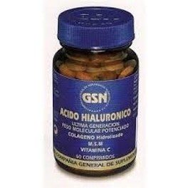 Gsn Acido Hialuronico 60 Comp
