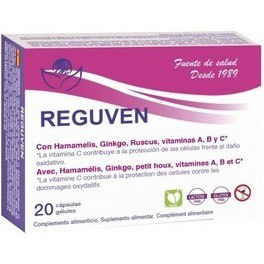 Bioserum Reguven 20 Caps